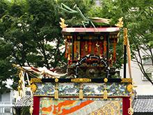 祇園祭「蟷螂山」